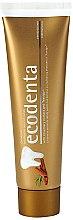 Парфюмерия и Козметика Пасти за зъби против кариес с аромат на канела - Ecodenta Cinnamon Toothpaste Against Caries
