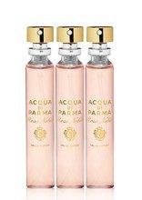 Acqua Di Parma Rosa Nobile Leather Purse Spray Refills - Комплект ( edp/20ml + edp/20ml+edp/20ml) — снимка N2