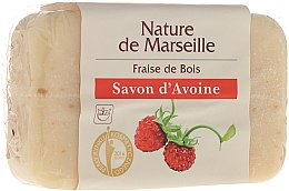 Парфюми, Парфюмерия, козметика Овесен сапун с аромат на ягода - Nature de Marseille Soap