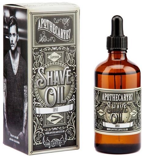 Масло за бръснене - Apothecary 87 Shave Oil 1893 — снимка N2
