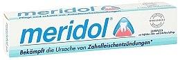 Парфюмерия и Козметика Паста за защита на зъбите - Meridol