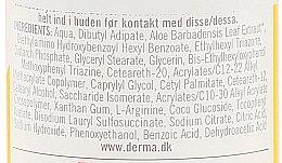 Слънцезащитен лосион за лице - Derma Sun Face Cream SPF30 High — снимка N3