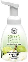 Парфюмерия и Козметика Пенещ се сапун за ръце с аромат на зелена круша - Australian Gold Foaming Hand Soap Green Pear