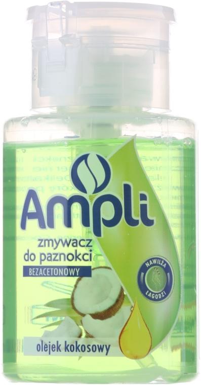 """Лакочистител с ацетон """"Кокосово масло"""" - Ampli"""