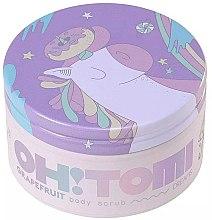 Парфюмерия и Козметика Скраб за тяло с аромат на грейпфрут - Oh!Tomi Dreams Body Scrub Grapefruit