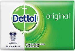 Парфюмерия и Козметика Антибактериален сапун с аромат на бор - Dettol Anti-bacterial Original Bar Soap