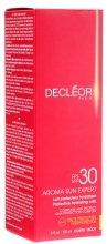 Парфюми, Парфюмерия, козметика Овлажняващо и защитно мляко за тяло SPF30 - Decleor Aroma Sun Expert Protective Hydrating Milk SPF30