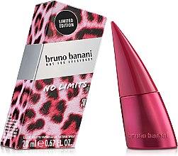Парфюмерия и Козметика Bruno Banani No Limits Woman - Тоалетна вода