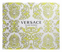 Парфюмерия и Козметика Versace Yellow Diamond - Комплект (edt/50ml + b/l50ml + sh/g50ml)