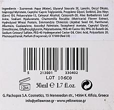 Овлажняващ дневен крем за лице - Yellow Rose Creme Hydratante — снимка N3
