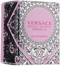 Парфюми, Парфюмерия, козметика Versace Bright Crystal Absolu - Парфюмна вода ( мини )