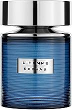 Парфюмерия и Козметика Rochas L'Homme Rochas - Тоалетна вода