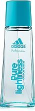 Парфюмерия и Козметика Adidas Pure Lightness - Тоалетна вода