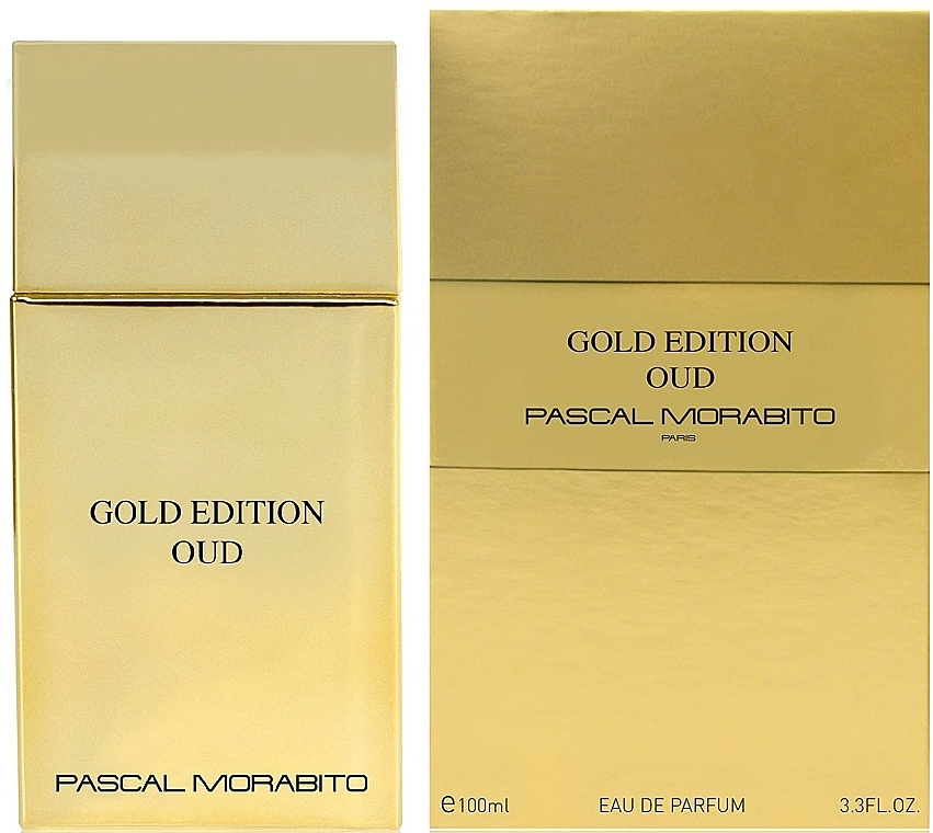 Pascal Morabito Gold Edition Oud - Парфюмна вода