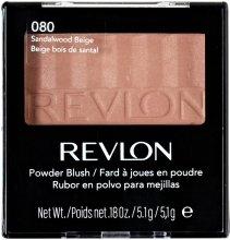 Парфюми, Парфюмерия, козметика Руж за лице с огледало - Revlon Powder Blush