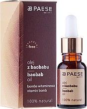 """Парфюми, Парфюмерия, козметика Масло от Баобаб """"Витаминен коктейл"""" - Paese Baobab Oil"""