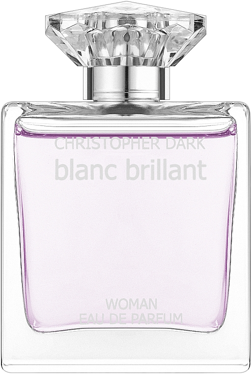 Christopher Dark Blanc Brillant - Парфюмна вода