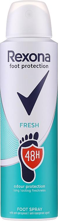 Спрей за крака - Rexona Foot Protection Fresh