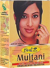 Парфюми, Парфюмерия, козметика Почистваща пудра за лице - Hesh Multani Mati Natural Cleancer for Skin