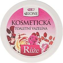 Парфюмерия и Козметика Козметичен вазелин с роза - Bione Cosmetics Cosmetic Vaseline With Rose Oil