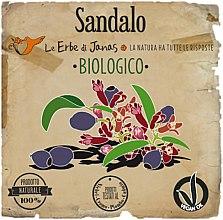 Парфюми, Парфюмерия, козметика Натурален прах от сандалово дърво - Le Erbe di Janas Sandalo