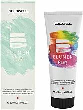 Парфюмерия и Козметика Полуперманентна боя за коса - Goldwell Elumen Play Semi-Permanent Hair Color Oxydant-Free