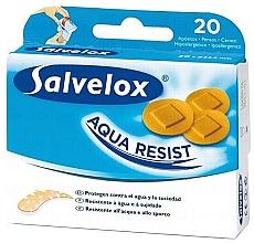 Парфюмерия и Козметика Водоустойчиви кръгли пластири - Salvelox Aqua Resist Round