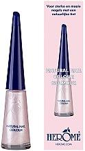 """Парфюми, Парфюмерия, козметика Топ лак """"Glamour"""" - Herome Natural Nail Colour"""