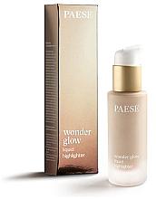 Парфюми, Парфюмерия, козметика Течен хайлайтър - Paese Wonder Glow Liquid Highlighter