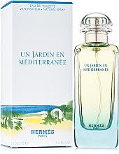 Парфюми, Парфюмерия, козметика Hermes Un Jardin en Mediterranee - Тоалетна вода