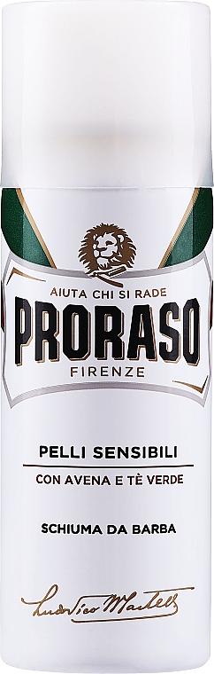 Пяна за бръснене за чувствителна кожа - Proraso White Shaving Foam