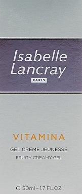 Крем за лице - Isabelle Lancray Vitamina Fruity Creamy Gel — снимка N2