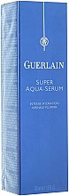 Серум за лице - Guerlain Super Aqua-Serum — снимка N2