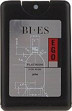 Парфюмерия и Козметика Bi-Es Ego Platinum - Парфюм (мини)