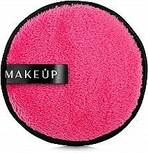 """Парфюмерия и Козметика Гъба за почистване на лице, цикламена """"My Cookie"""" - MakeUp Makeup Cleansing Sponge Fuchsia"""