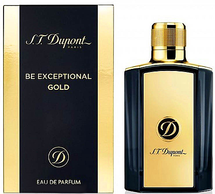Dupont Be Exceptional Gold - Парфюмна вода