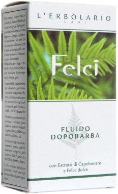 """Емулсия след бръснене """"Папрат"""" - L'erbolario Crema da Barba Felci (мини) — снимка N2"""