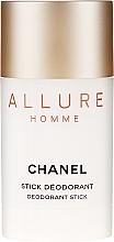 Chanel Allure Homme - Стик дезодорант — снимка N2