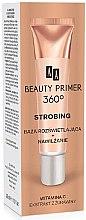 Парфюми, Парфюмерия, козметика Изсветляваща основа за грим - AA Cosmetics Strobing Beauty Primer 360