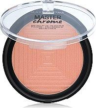 Парфюми, Парфюмерия, козметика Хайлайтър за лице - Maybelline Face Studio Master Chrome Metallic Highlighter