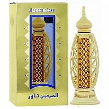 Парфюмерия и Козметика Al Haramain Tower Gold - Маслен парфюм