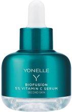 Парфюми, Парфюмерия, козметика Серум за лице с витамин С - Yonelle Biofusion 5% Vitamin C Serum