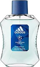 Парфюмерия и Козметика Adidas UEFA Champions League Dare Edition - Тоалетна вода