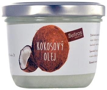 Масло Кокос - Sefiros Coconut Oil — снимка N1