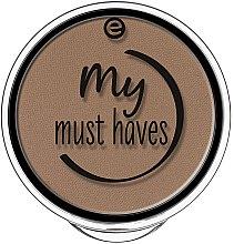 Парфюми, Парфюмерия, козметика Пудра за вежди - Essence My Must Haves Eyebrow Powder