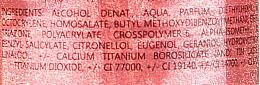 Bi-es Blossom Roses Sparkling Body Mist - Парфюмен мист за тяло с блестящи частици — снимка N4