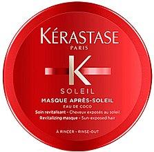 Парфюмерия и Козметика Дълбоко възстановяваща маска за коса - Kerastase Soleil Masque Apres Soleil Travel Version