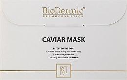 Парфюмерия и Козметика Маска за лице - BioDermic Caviar Extract Mask