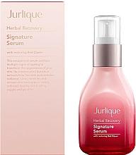 Парфюмерия и Козметика Възстановяващ подмладяващ серум за лице - Jurlique Herbal Recovery Signature Serum
