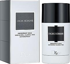 Dior Homme - Стик дезодорант  — снимка N1